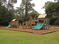 playscape at campground