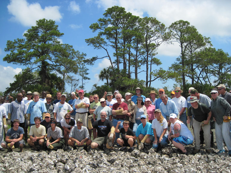 2010 oyster team