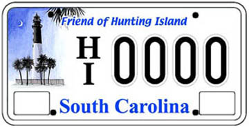 fohi license plate