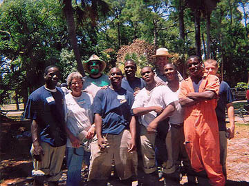 2006 oyster team