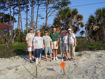 Nest #15 Digging