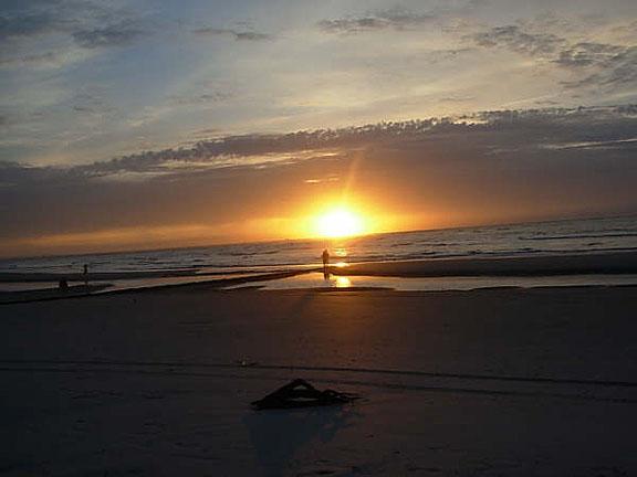 one of those sunrises