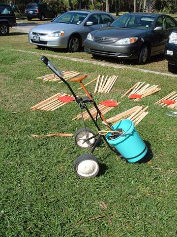 ingenious bucket cart